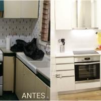 Mobiliario cocina REKKER